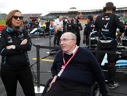 Frank Williams 'more supportive than ever' despite difficult 2019 season
