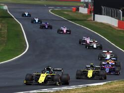 Hulkenberg door Renault naar tweede plan verwezen - Daniel Ricciardo kreeg voorkeursbehandeling tijdens Britse Grand Prix