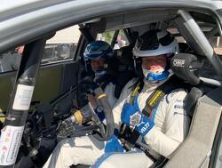 Bottas voelt WRC-bolide Toyota aan de tand in Finland