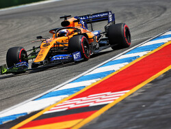 Sainz expecting midfield battle to form a train