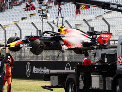 Marko: Red Bull starting to run out of spare parts
