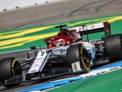 """Raikkonen niet helemaal tevreden met P5: """"Vierde plek was mogelijk"""""""