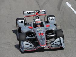 Power graait pole position voor neus Rossi weg op Mid-Ohio