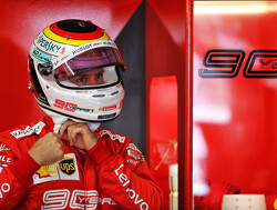 Vettel looking to Sunday after 'painful' qualifying