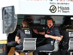 Steiner vows to be 'firm' with his drivers when they get close