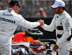 Hamilton belangrijke factor voor het behouden van Valtteri Bottas