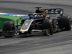Grosjean: Impressive that an old car can be so quick