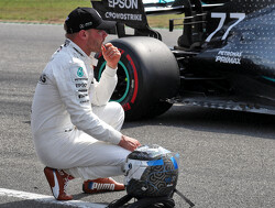 Bottas has 'plan B' should he lose Mercedes drive
