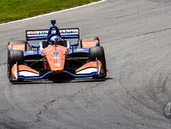 Honda 200: Dixon holds off Rosenqvist to win in Ohio