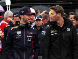 """Romain Grosjean: """"Geen grote verschillen tussen oude en jonge coureurs"""""""
