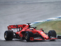 Vettel watched German GP spectators to read weather conditions