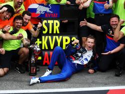 Resultaat Grand Prix van Duitsland geeft medewerkers van Toro Rosso motivatie