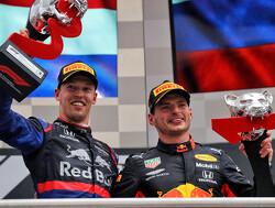 """Kvyat: """"Red Bull wil weten hoe Albon het doet naast Verstappen"""""""