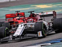 Alfa Romeo gaat officieel in beroep tegen straffen tijdens Duitse Grand Prix
