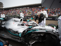 Mercedes explains Hamilton's chaotic German GP pit stop