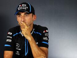 Kubica unhappy with 'strange' Williams car in Suzuka