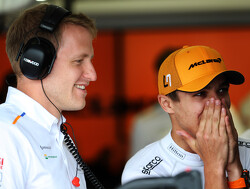 """McLaren over blessure Norris: """"Hij kan gewoon rijden"""""""