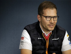 Seidl pleased with McLaren's strong step forward