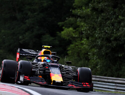 FP2: Gasly tops second rain-affected practice session