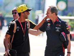 Red Bull is niet van plan om Daniel Ricciardo terug te halen