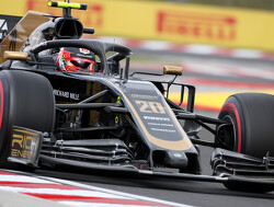 Magnussen: Haas VF-19 'most incosistent' of all Haas cars so far