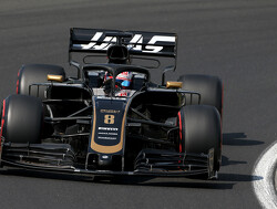 Haas F1 schatte maximale tempo Grosjean op harde banden verkeerd in