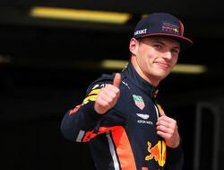 """Horner: """"Verstappen een enorme graadmeter voor zijn teamgenoten"""""""