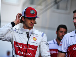 Giovinazzi receives three-place grid penalty for impeding Stroll