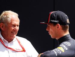 """Helmut Marko over telefoontje Max Verstappen: """"Hij belde me om te zeggen dat hij doodsbang was"""""""