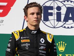 Renault junior Lundgaard receives Abu Dhabi Formula 2 call-up
