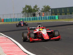 Sprint Race: Schumacher holds off Matsushita to take first F2 win