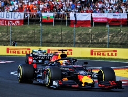 Verstappen hails 'good weekend' despite race defeat