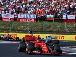 Masi verklaart waarom Leclerc geen straf kreeg voor incident met Bottas