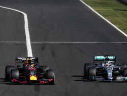 Hungarian GP: Late charge sees Hamilton beat Verstappen