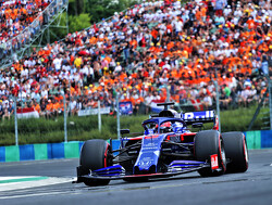 Kvyat rues early pit stop for late-race issues