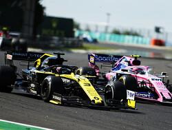 Ricciardo geïrriteerd door defensieve tactieken Magnussen in Hongarije