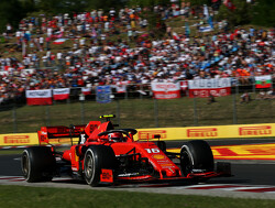 Rear tyres singled out as main struggle for Leclerc in Hungary