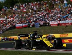 Daniel Ricciardo is blij met zijn positie bij Renault