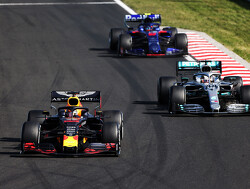 Verstappen: Hamilton's charge shows Mercedes still dominant