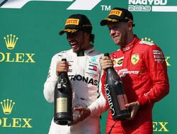 Hamilton denkt niet dat Gasly zitje bij Red Bull Racing zal vasthouden