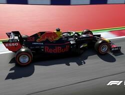 Red Bull Racing doet voor virtuele GP beroep op Sergio Aguero
