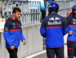 Gasly admits shock over Red Bull demotion
