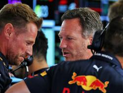 Horner 'begrijpt niet helemaal' dat Grosjean mag blijven bij Haas F1