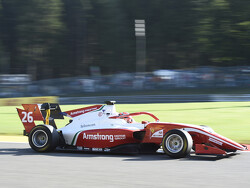 Sprint Race: Armstrong unchallenged on his way to victory at Spa