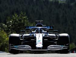 Harde crash Hamilton tijdens derde vrije training