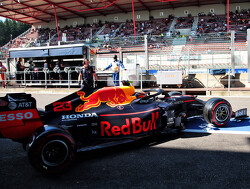 Albon feeling 'at home' at Red Bull