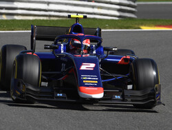Feature Race:  Matsushita wins thrilling race ahead of charging Ghiotto
