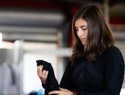 """Tatiana Calderon: """"Ook vrouwen kunnen goed presteren in de Formule 1"""""""