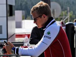 'Ericsson geïrriteerd dat hij in België niet voor Alfa Romeo mocht rijden'