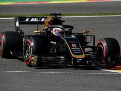 Grosjean: Tyre struggles costing Haas two seconds per lap